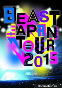 BEAST - Japan Tour 2015