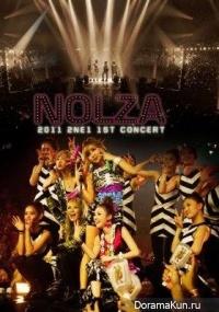2NE1 1st Live Concert NOLZA 2011
