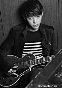 Интервью Чон Джун Ёна для MyDaily (2013)