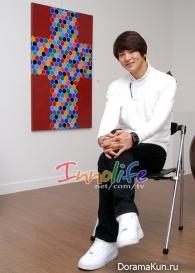 Интервью Joo Won для Innolife (2010)