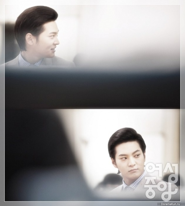Интервью Joo Won: Двойная жизнь (2012)