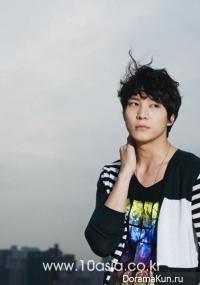Интервью Joo Won для 10Asia (2010)