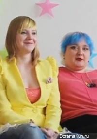 Интервью с Aigoo Russia. Анастасия Вольная и Тася