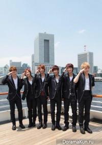 Boyfriend Japan Debut Press Conference