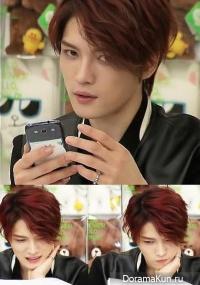 LINE-chat - Kim Jaejoong (JYJ)