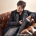 Интервью Kang Ha Neul для InStyle Korea (ноябрь 2013)