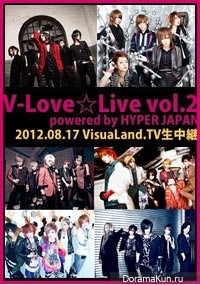 V-Love☆Live Vol 2. 2012