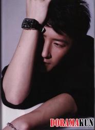 Han Geng, Wu Chun (Fahrenheit) Для Men's Uno 08/2011