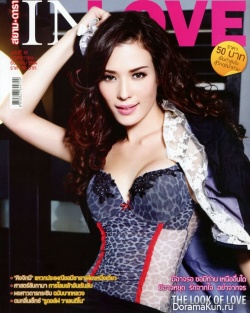 Susie Susira Для InLove Magazine, Nov-Dec 2011
