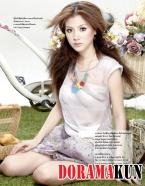 Pimchanok Luewisedpaiboon для Liza Magazine