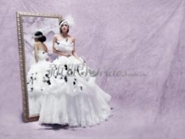 Qin Lan Для Modern Bride