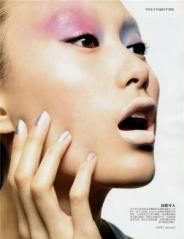 Shu Pei Qin Для Vogue 05/2010