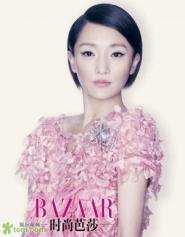 Zhou Xun Для Harper's Bazaar 03/2012