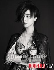 Fan Bingbing Для Marie Claire Magazine 02/2010