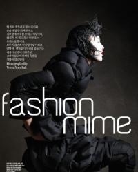Liu Wen Для Harper's Bazaar октябрь 2010