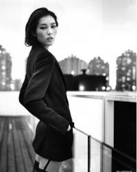 Liu Wen Для Numéro октябрь 2010
