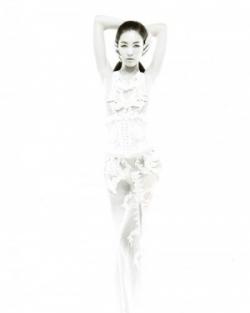 Liu Wen Для Numéro сентябрь 2010