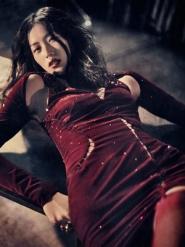 Liu Wen Для Muse Fall 2010