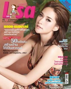 Ploy Cherman Для Lisa Weekly, Nov. 23 2011