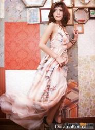 Noona Nuengtida Для Slimming Magazine, Nov. 2011 Issue