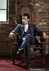Интервью Lee Byung Hun: о себе и своем новом фильме Маскарад