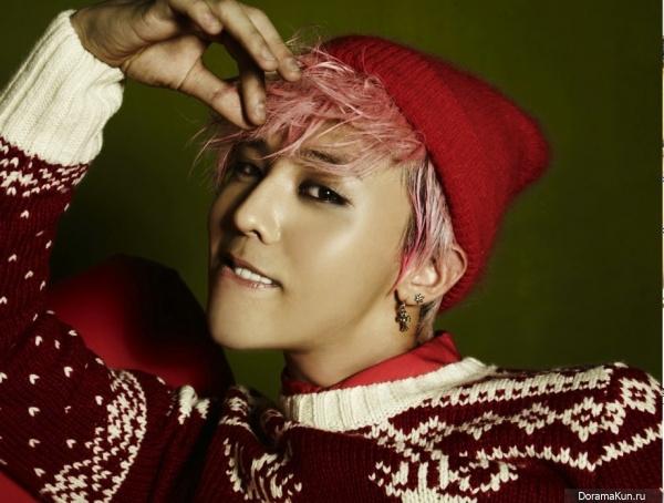 Интервью G-Dragon: люблю быть сумасшедшим … (сентябрь 2012)