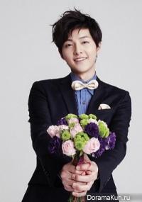 Интервью Song Joong Ki - Честность - это самое главное (сентябрь 2012)
