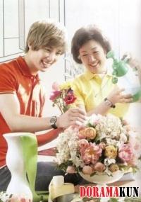 Интервью Park Jung Min для журнала Instyle Magazine (май 2012)