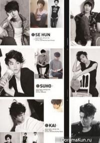 Интервью EXO-K для Isplus MSN (апрель 2012)