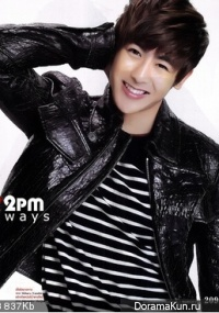 Интервью Nichkhun (2PM) для тайского журнала Seventeen (июль 2011)