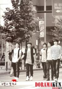 Интервью Leeteuk, Heechul, Shindong, и Yesung (Super Junior) с JoongAng (апрель 2011)