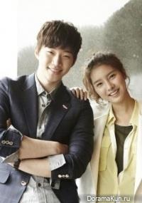 Lee JunHo (2РМ) & Kim So Eun