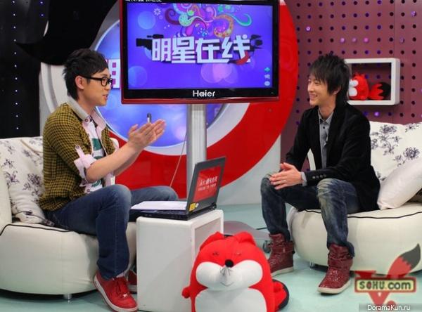 Интервью HanGeng для SBS PopAsia's Cyber Sy Chats (09.09.2011)