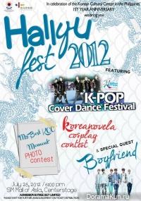 Cover Dance Festival in Philippines - Boyfriend