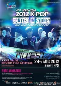 Cover Dance Festival in Australia - Nu'est
