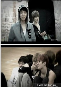 JYJ Worldwide Concert - Making Film