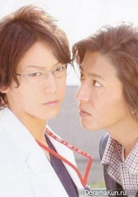 Interview Kimura Takuya & Kamenashi Kazuya - Ousama no Branch