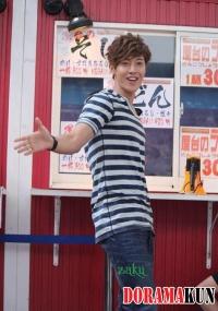 Kim Hyun Joong - Star Talk Interview 2012