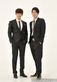 Jun Ho и Vanness Wu