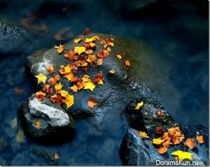 Цзючжайгоу осенью