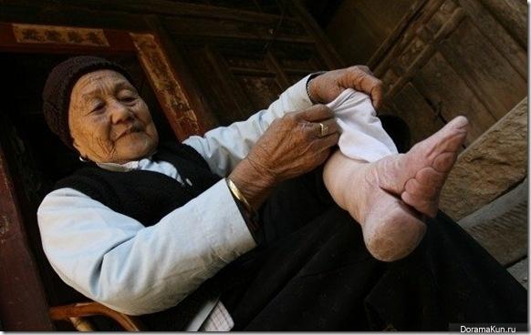 Пытки ступней