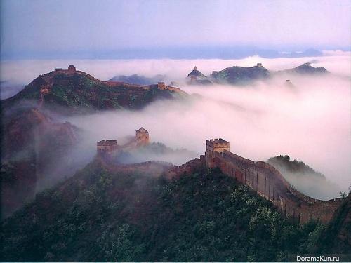 Китай. Великая Китайская стена. Часть 2