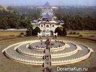 Китай. Храм Неба Тяньтань