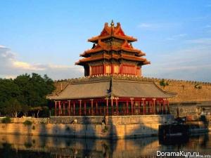 Китай. Запретный город.