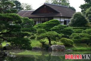 Япония. Императорская вилла Кацура.
