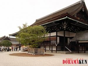 Япония. Императорский Дворец Киото.