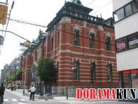 В этом здании сейчас располагается музей. А до Реставрации Мэйдзи находился Банк Японии.