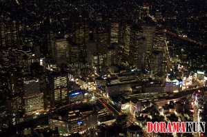 Япония. Район Синдзюку. Токио.