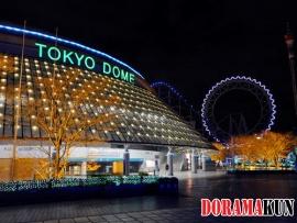 Япония. Токио Доум Сити.