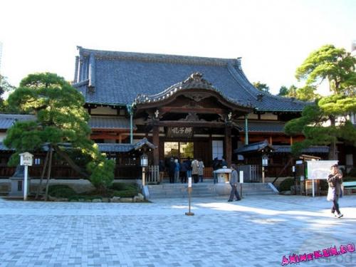 Япония. Храм Сэнгакудзи.
